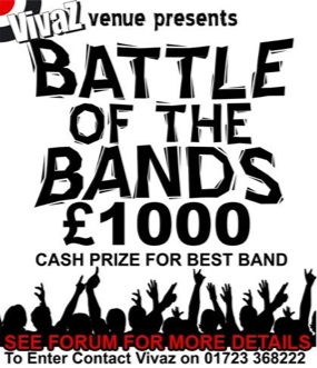 Vivaz Battle of The Bands!